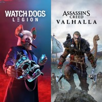 Bundle Assassin's Creed Valhalla + Watch Dogs: Legion
