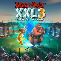 Asterix and Obelix XXL3: The Crystal Menhir