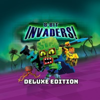 8-Bit Invaders! - Deluxe Edition