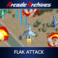 Arcade Archives Arcade FLAK ATTACK